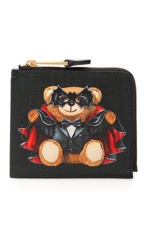PORTAFOGLIO BAT TEDDY BEAR