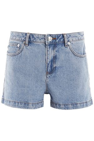 SHORTS HIGH DENIM