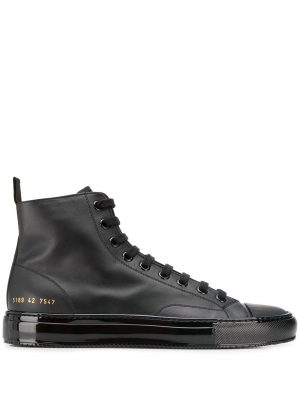 TOURNAMENT HIGH IN LEATHER W/ SHINY SOLE 5189
