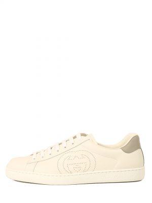 Sneakersy GG WHITE