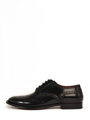 DOLCE&GABBANA LACE-UP SHOES