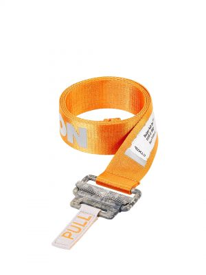 BELTS ORANGE