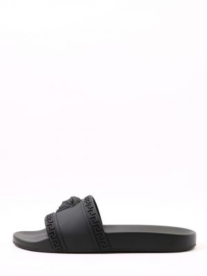 MEDUSA SLIPPERS BLACK