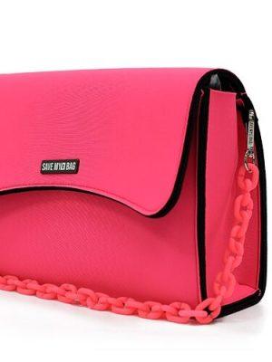 Bella Mini torebka różowa