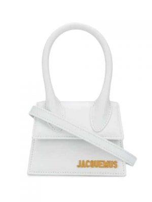 LE CIQUITO torebka mini biała