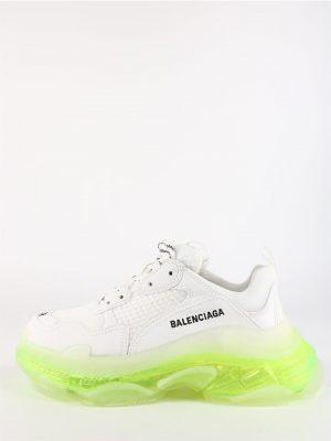 TRIPLE S białe sneakersy Balenciaga