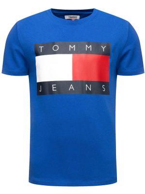 Koszulka TOMMY JEANS flag tee surf