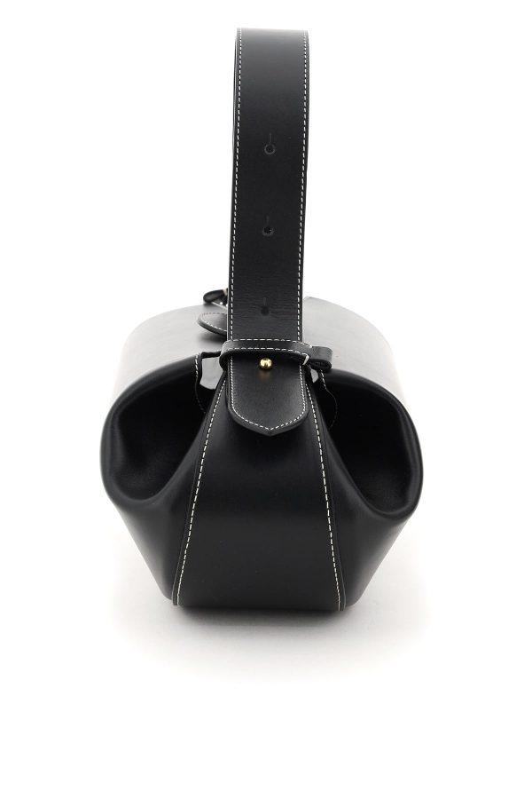 Torebka bochenek czarna