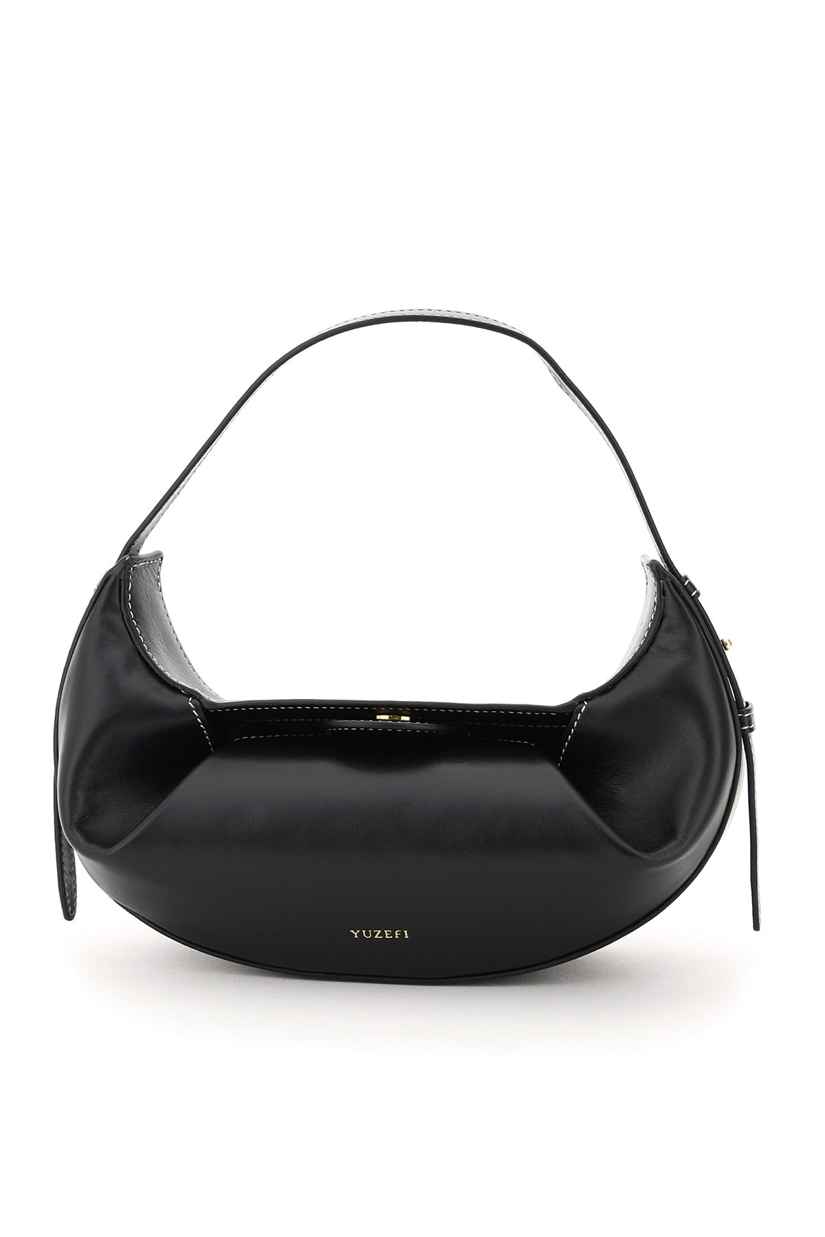Mini torebka FORTUNE COOKIE czarna